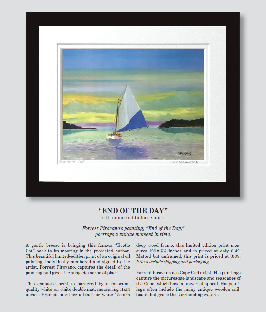 Forrest Pirovano-Cape Cod Paintings: Notecards